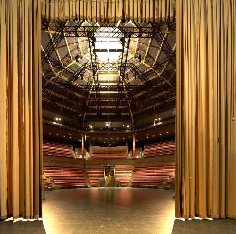 Recrutement - Cirque-Théâtre Elbeuf